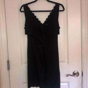 Dresses & Skirts - Black topshop mini dress